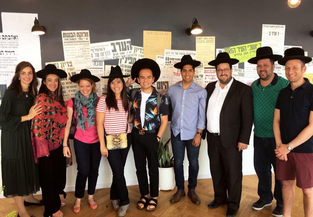 """Parte #1 Tour: """"Descubre la innovación en Israel"""" - El modelo de creatividad israelí"""