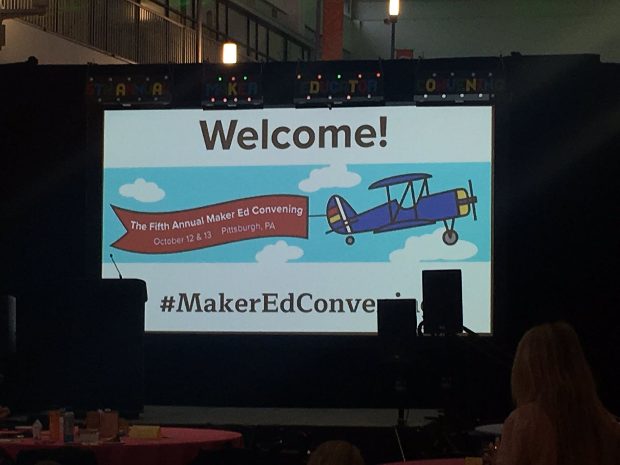 5th Annual MakerED Convening @Pittsburgh PA