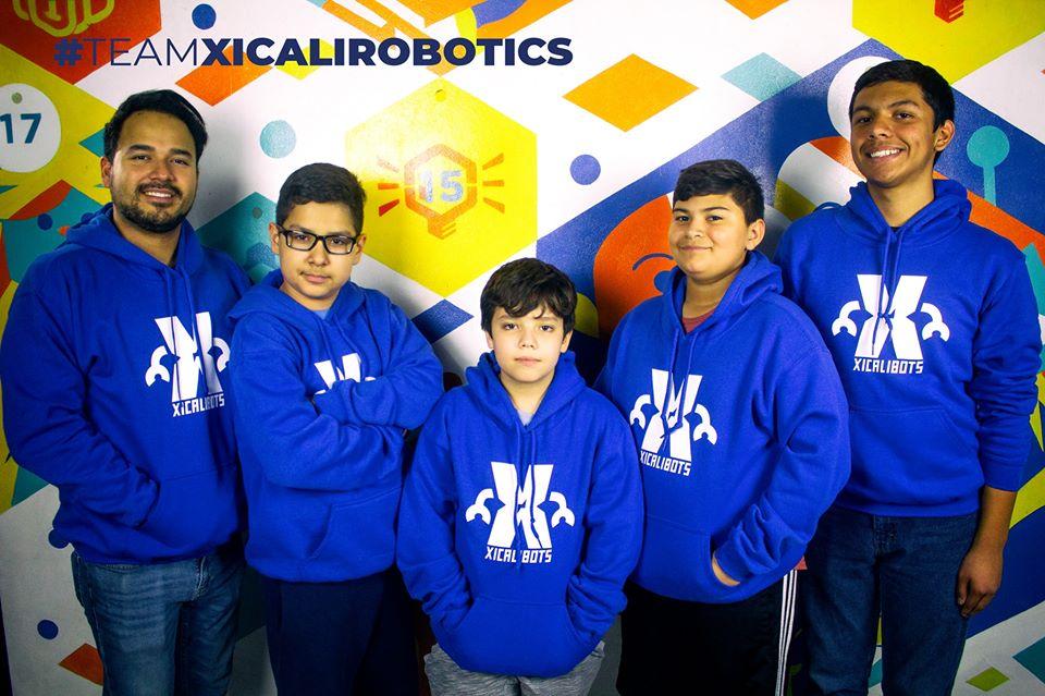 Xicalibots la nueva Iniciativa de El Garage Project Hub en Robomatrix Continental
