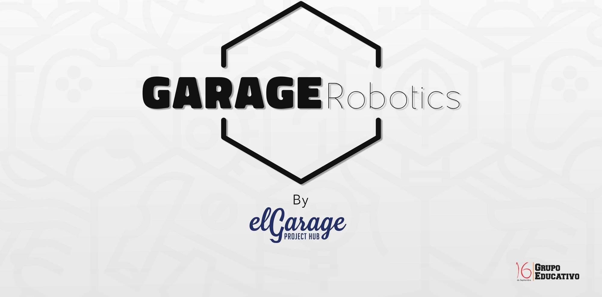 Garage Robotics presente en la robótica mexicana