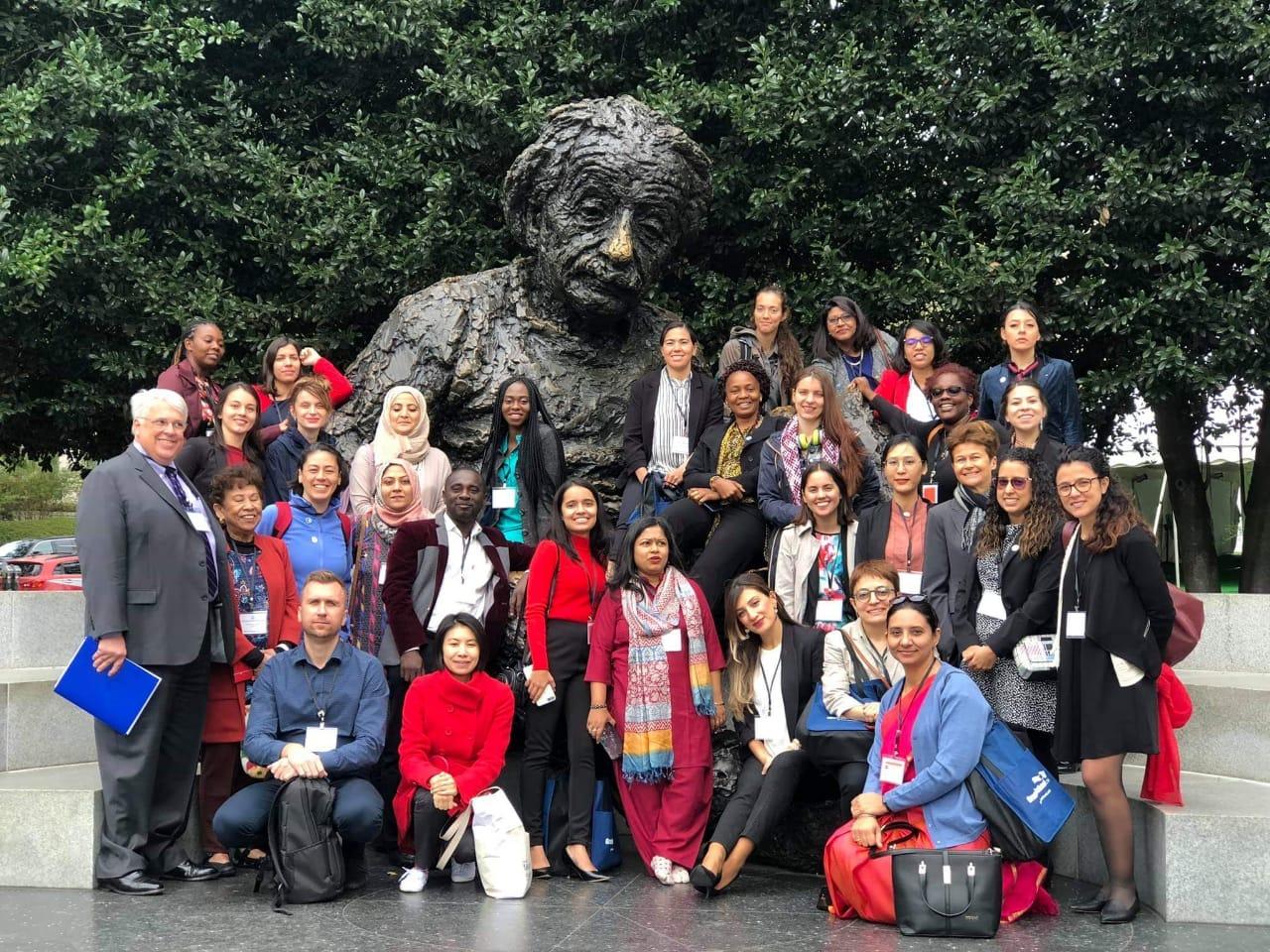 IVLP: Advancing Women in STEM Fields