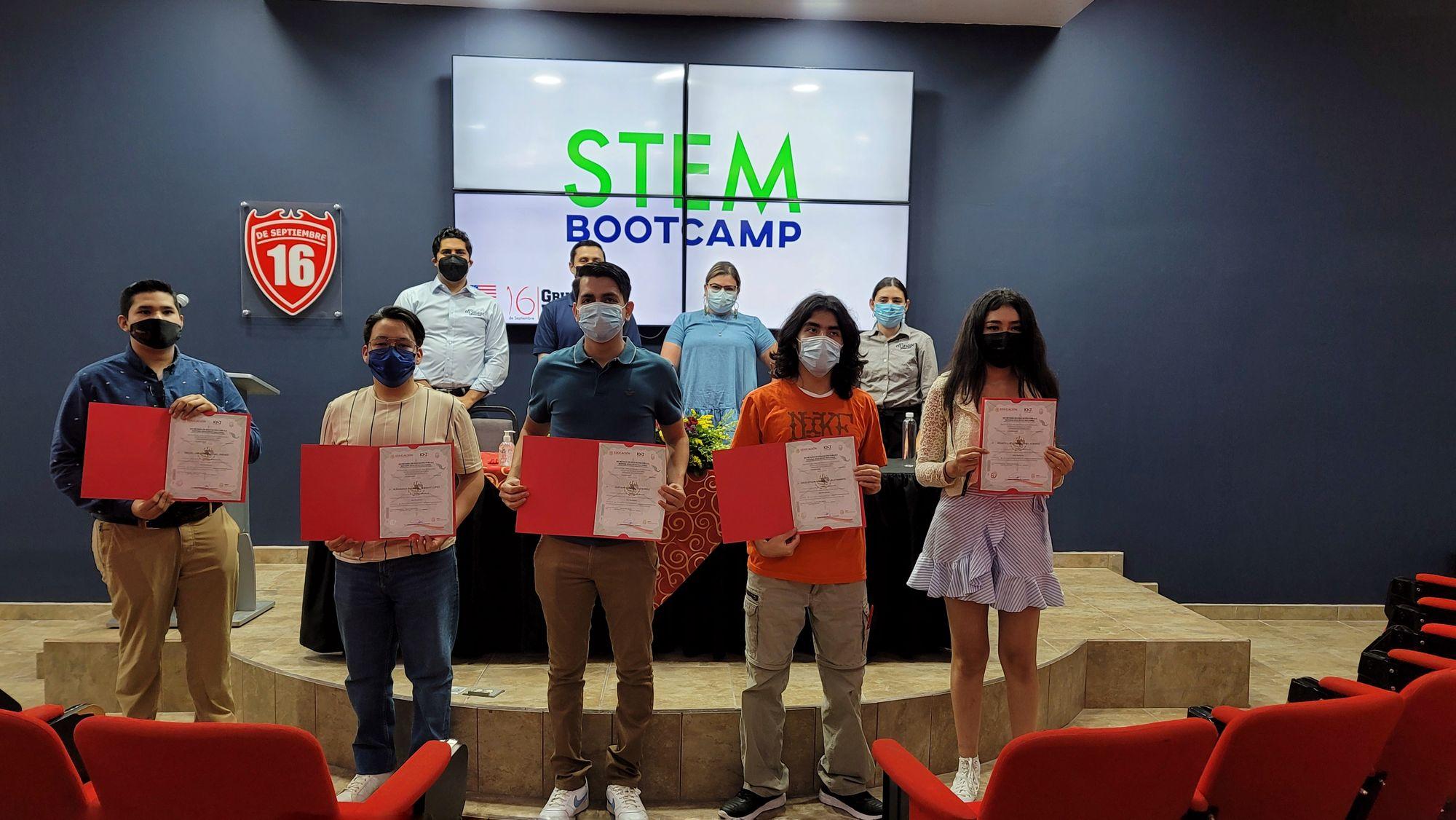 STEM BOOTCAMP 2021