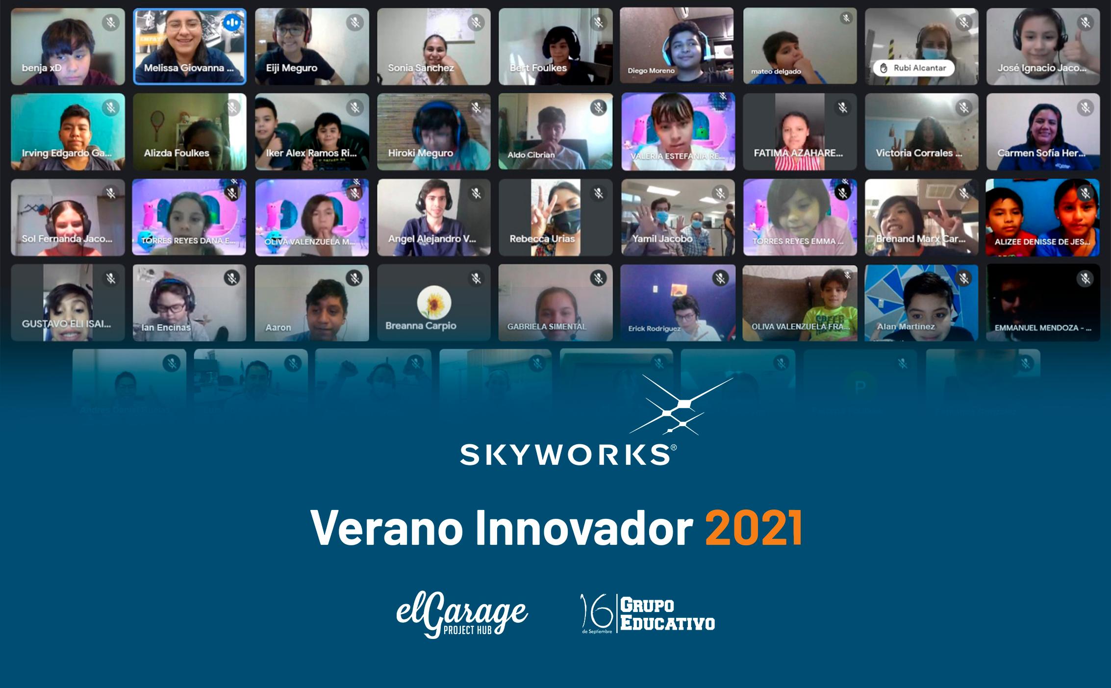 Sexta edición del verano innovador de Skyworks