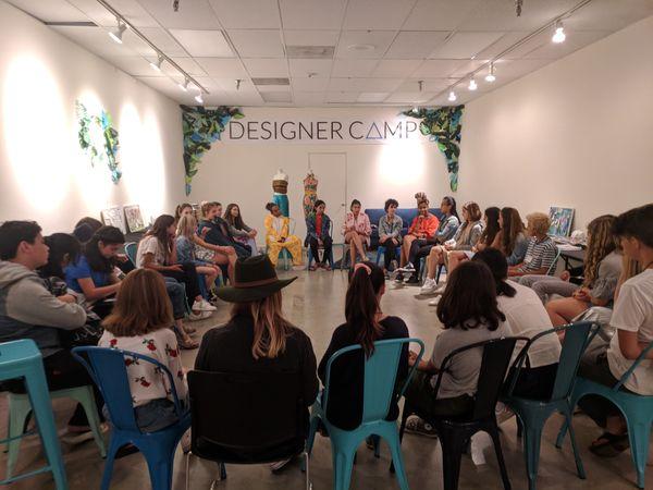 Designer Camp LA
