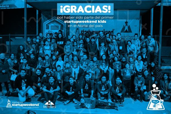 Startup Weekend Kids Mexicali 2018