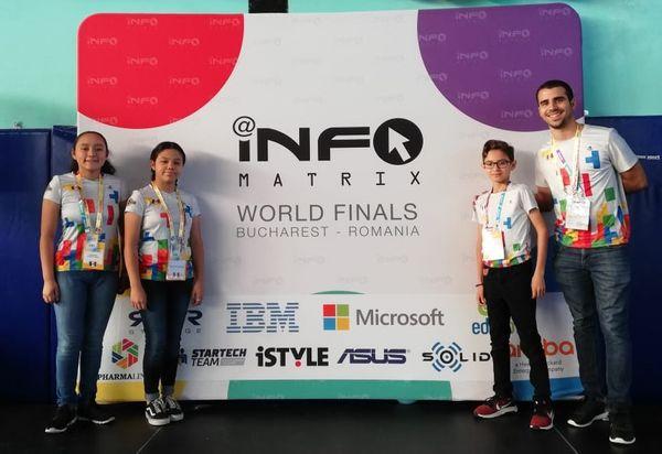 Mundial de Robótica Infomatrix Rumania 2019