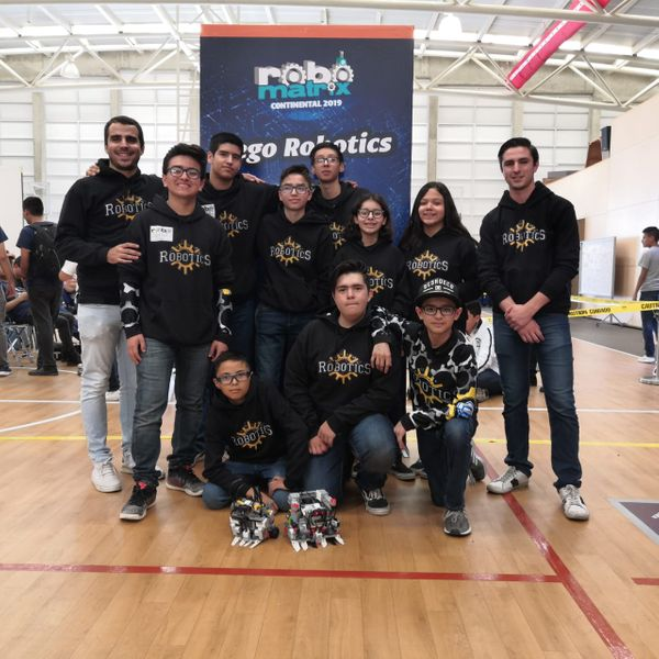 Mexicali Robotics Destaca en Robomatrix Continental 2019
