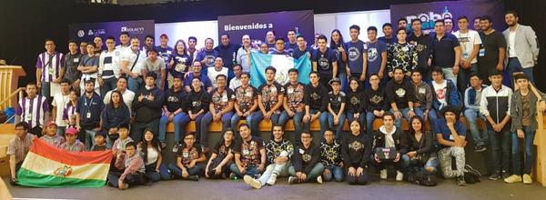 PANTHERS está presente en Robomatrix Continental 2019