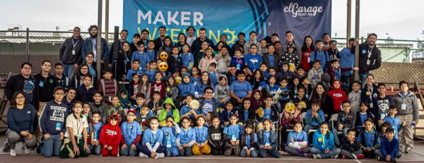 MAKER WEEKEND KIDS 2019