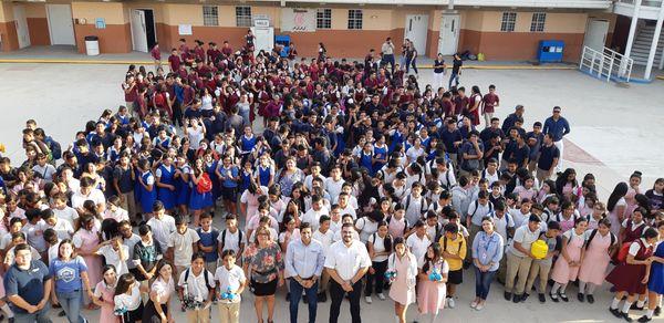 Programa semipresencial Aula Maker BOSCH Valle de Puebla 2020-2