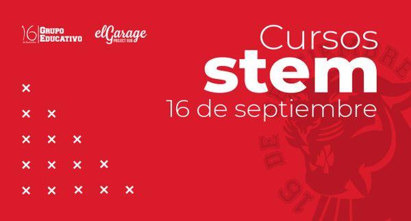 Cierre de cursos STEM 16 de septiembre