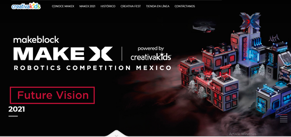 MakeX Mentor Certification 2021