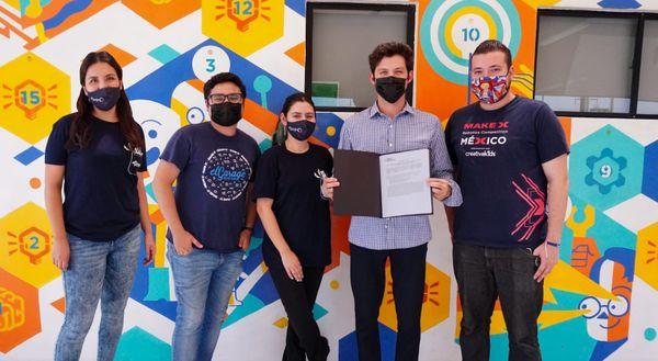 Grupo Educativo 16 de Septiembre firma convenio con la Universidad Autónoma de Barcelona