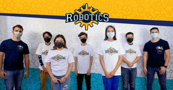 WRO Mexicali Robotics