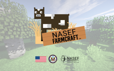 Garage Builders campeones del NASEF Farmcraft 2021